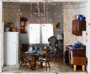 Danni in appartamento