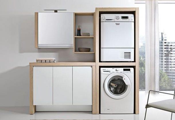 Come rinnovare il bagno in poco tempo - Ikea mobili per lavanderia ...