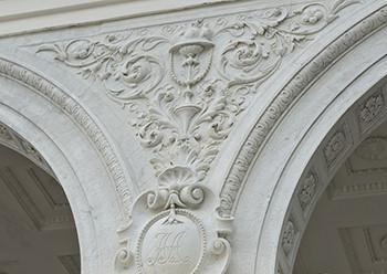 Stucchi o decorazioni plastiche