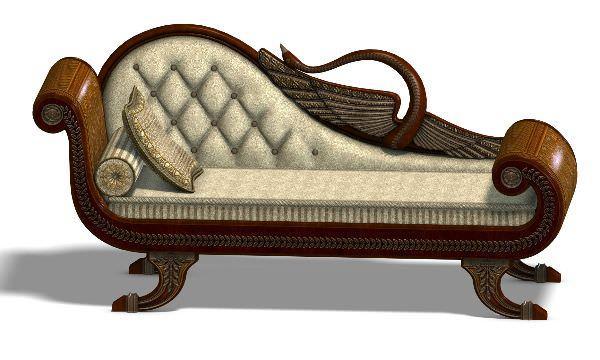 Stili dei mobili classici - Mobili biedermeier ...