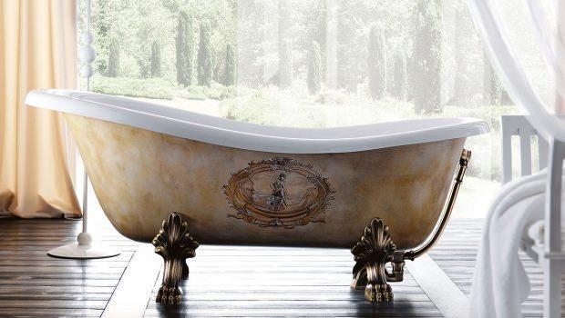 Vasche da bagno barocche