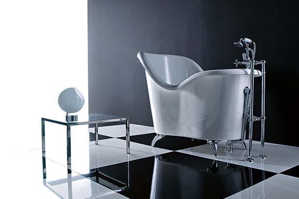 Vasche da bagno barocche - Treesse vasche da bagno ...
