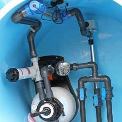 Pompa sollevamento acqua