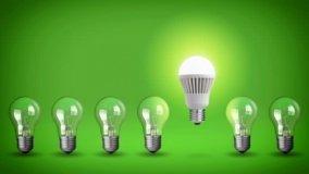 Illuminazione a led in condominio
