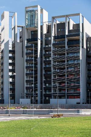complesso residenziale Parco Vittoria