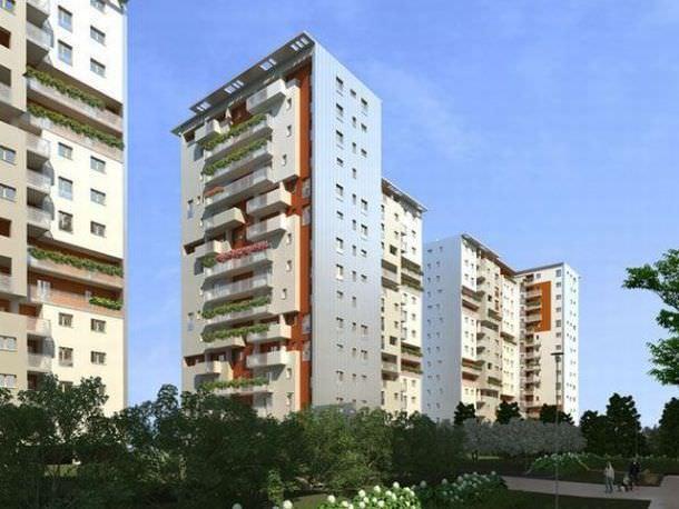 complesso residenziale Bicocca Village