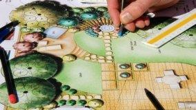 Giardino, progettazione