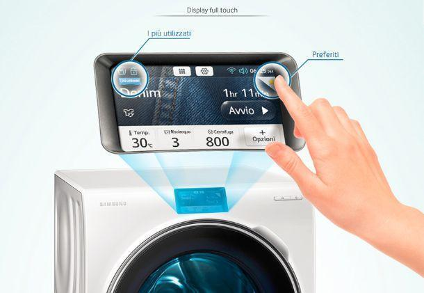 Internet of things per la casa Samsung