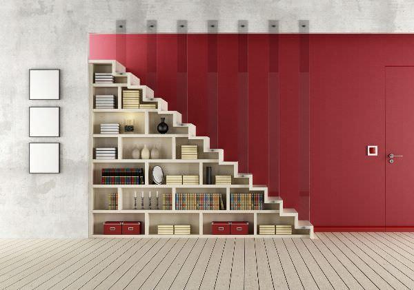 sottoscala libreria