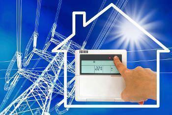 Riduzione consumo energia elettrica