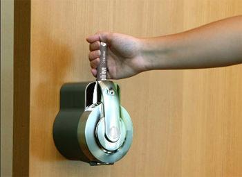 Purleve: maniglia igienica