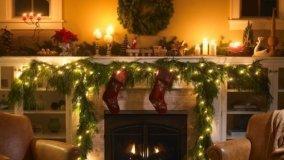 Luci di Natale, decorare casa