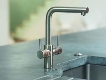 InSinkErator: Erogatori di acqua filtrata 3-in-1