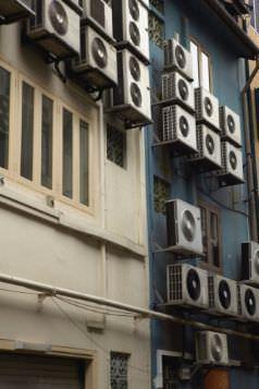 Condizionatori in condominio