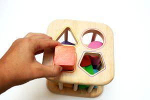 Costruire giochi di legno