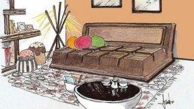 Arredo al cioccolato