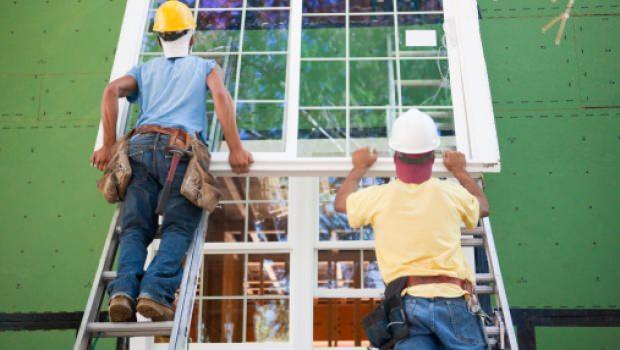 Facciata condominiale: apertura finestre
