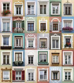 Facciata condominiale apertura finestre - Finestre apertura esterna ...