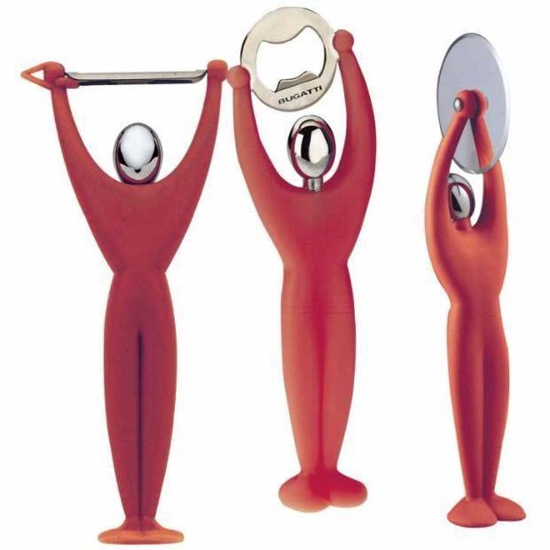 Idee regalo per Natale Set Gym di Casa Bugatti