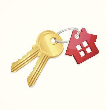 chiavi casa in affitto
