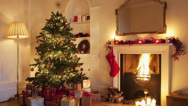 Come decorare la casa per natale for Decorazioni casa natale