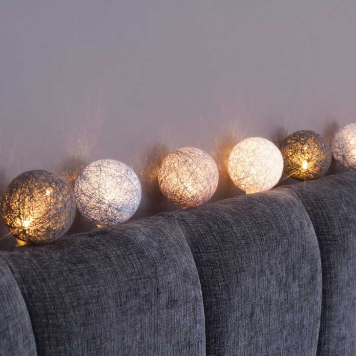 Natale consigli utili per decorare la casa for Luci led piccole