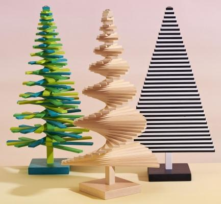 Natale consigli utili per decorare la casa - Decorazioni natalizie in legno ...
