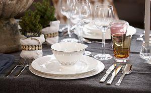 tavola capodanno elegante