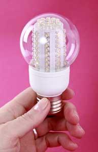 Risparmio energetico con lampade a led: lampada led