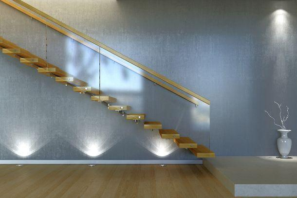 Illuminare le scale