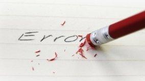 Come risolvere errori commessi negli adempimenti per la detrazione 50%