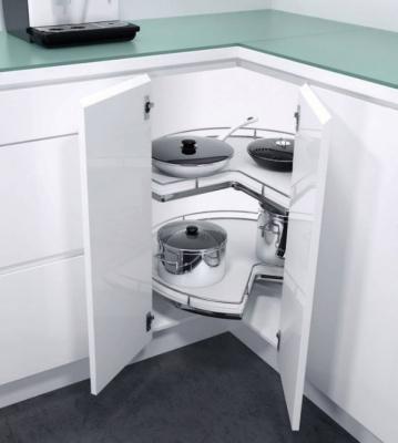 Riprogettare lo spazio cucina: angolo attrezzato