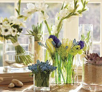 I fiori in salotto