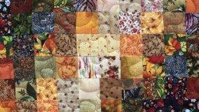 Complementi di arredo patchwork