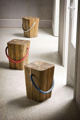 Wood design for Oggetti arredo design