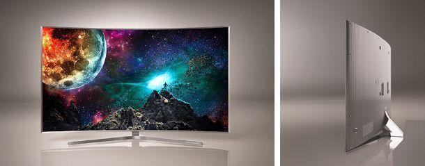 televisore Samsung al Ces 2015