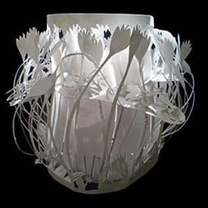 lampadari carta : Altre proposte di lampadari in carta glamour
