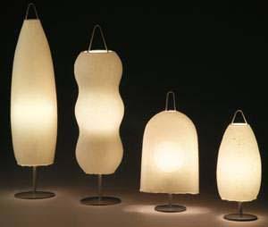 lampade Toshiyuki Kita