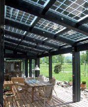 fotovoltaico trasparente Elca