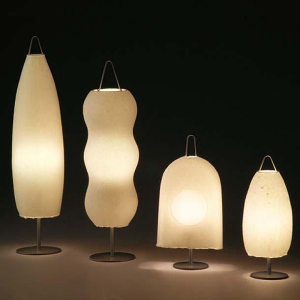 Carta ignifuga per lampade