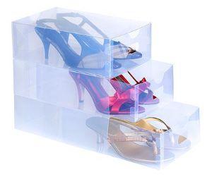Accessori per la scarpiera - Scatole ikea trasparenti ...