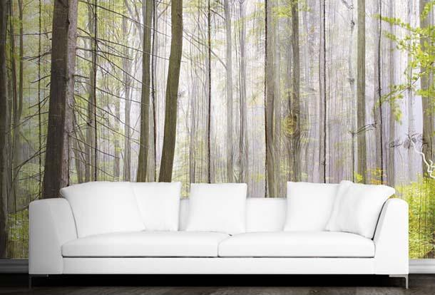 Wallpaper ten ideas to choose the right one for Carte parati decorative
