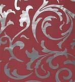 Carta da Parati damascata, modello Medusa di cartadaparatianni70.iy