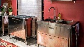 Cucina freestanding: soluzioni classiche o di design