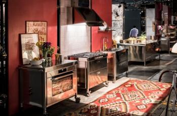cucina freestanding alpes