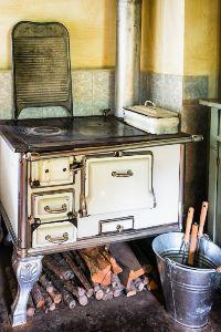 Cucina freestanding vintage