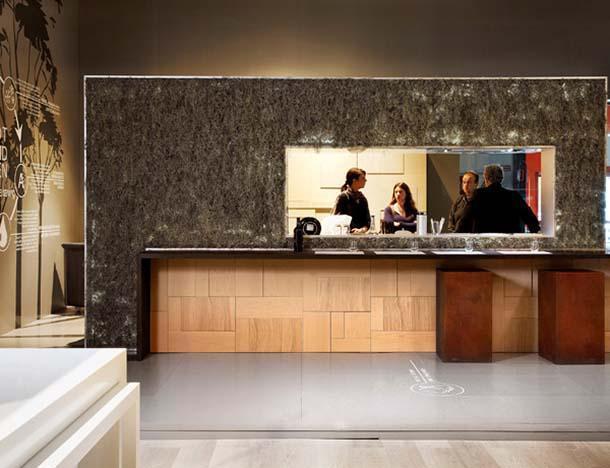 cucina futuristica Oreadi(di TM Italia)