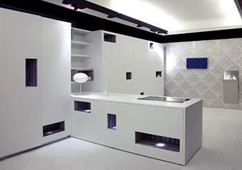 cucina futuristica (di TM Italia)