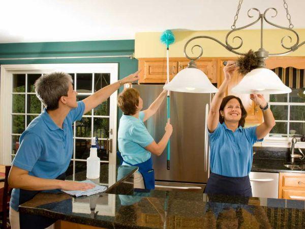 Come pulire correttamente i paralumi