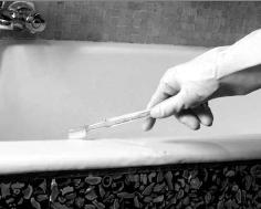 Vasca Da Bagno Macchiata : Manutenzione dei sanitari
